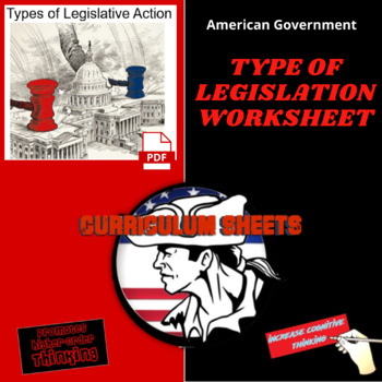 Forms of Legislative Actions With Questions