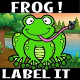FROG LABEL IT(freebie)
