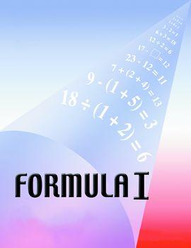 Formula 1 Math Powerpac A
