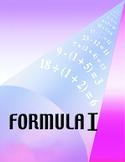 Formula 1 Math Powerpac F