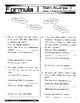 Formula 1 Math Powerpac E Lesson 1, Problems Involving Fra