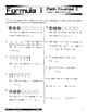 Formula 1 Math Powerpac E Lesson 2, Ratio and Proportion