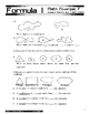 Formula 1 Math Powerpac  F Lesson 4, Perimeter, Area, and Metric Systems