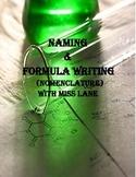 Chemical Naming & Formula Writing (Nomenclature)