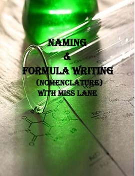 Chemical Naming & Formula Writing (Nomenclature)