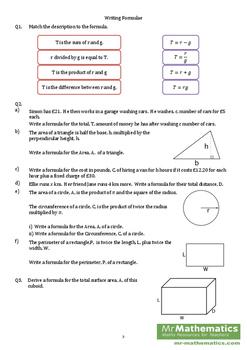 Formulae & Kinematics eBook