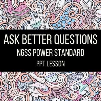 Improve Student Questioning - Unit Introduction Activity