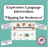 "Formulate sentences using ""Flipping for Sentences"""