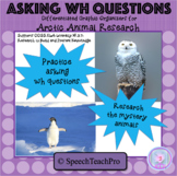 Formulating WH Questions With Arctic Animals: Speech Language Therapy