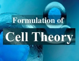 Formulation of Cell Theory