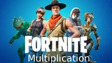 Fornite Multiplication game!