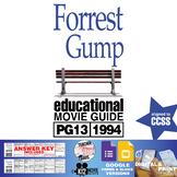 Forrest Gump Movie Guide   Questions   Worksheet (PG13 - 1994)