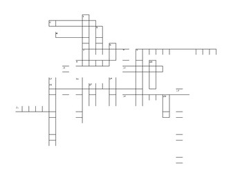 Forrest Gump movie Crossword Puzzle