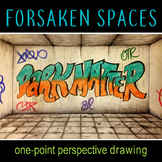 Forsaken Spaces Fun One Point Perspective Drawing Art Less