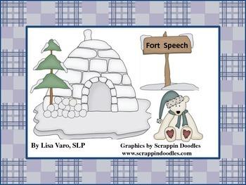Fort Speech freebie