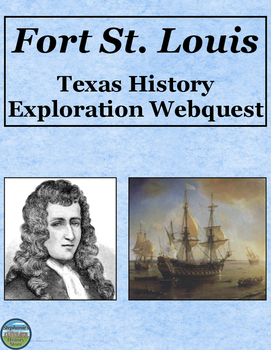 Fort St. Louis Webquest