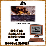 Fort Sumter Digital Research Brochure