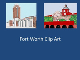 Fort Worth Texas Clip Art