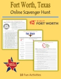 Fort Worth, Texas - Online Scavenger Hunt