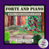 Dynamics: Story of Forte and Piano, Music Fundamentals ebook, Distance Learning