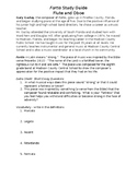 Fortis Study Guide - Flute and Oboe