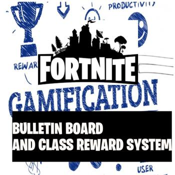 Fortnite Bulletin Board