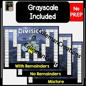 Fortnite Division Board Game