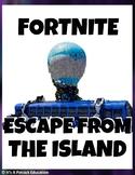 Fortnite Escape from The Island - Escape Room - Team Build