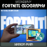 Fortnite Geography No-Prep Lesson Plan