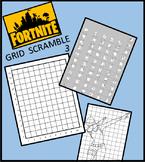 Fortnite Image Scramble 3 - Busy / Sub Work