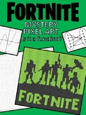 Fortnite - Indentifying Functions - Mystery Pixel Art