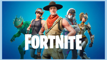 Fortnite Review Game Template