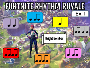 Fortnite Rhythm Royale