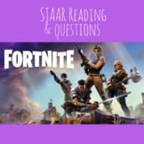 Fortnite STAAR Reading