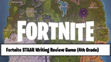 Fortnite STAAR Writing Interactive Review Game