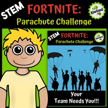 Fortnite STEM Parachute Challenge