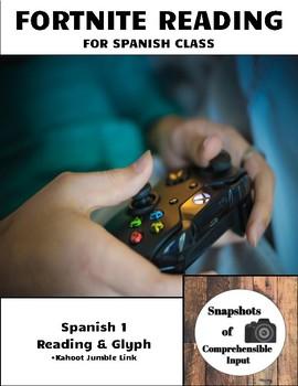 Fortnite en español - Spanish Class Reading