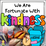 Fortunate With Kindness Lesson and Craft