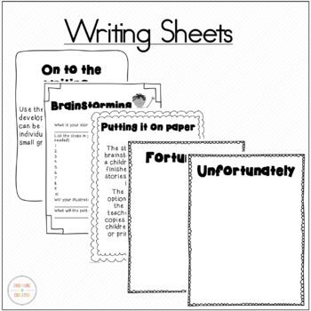 Fortunately Writing