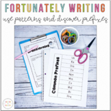 Fortunately Writing: Learn Prefixes and Creative Writing using Patterns