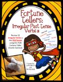 Fortune Teller: Irregular Past Tense Verbs 2