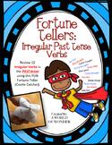 Fortune Teller: Irregular Past Tense Verbs