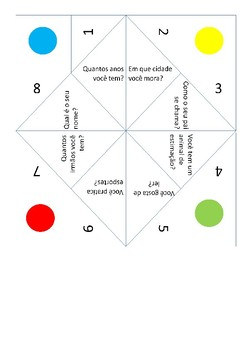 Fortune Teller - Portuguese