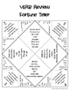 Fortune Teller: Present Tense Verbs