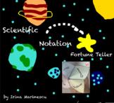 Fortune Teller Scientific Notation