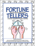 Fortune Teller for Chemistry Vocabulary
