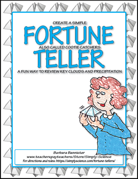 Fortune Teller for Cloud and Precipitation Terms