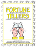 Fortune Teller for Electrical Circuits Vocabulary