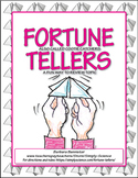 Fortune Teller for Light Vocabulary