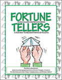 Fortune Teller for Parts of a Plant Vocabulary